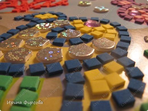 Морской конёк. Не хватило красных квадратиков - думаю либо из бумаги сделать, либо из поделочной резины (только где она продаётся, пока не встречала...) фото 8