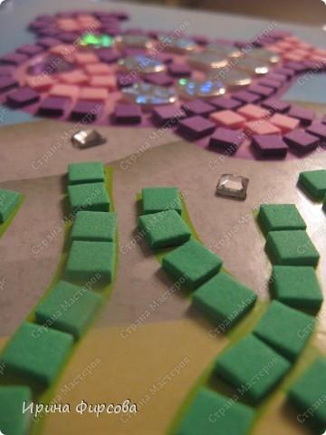Морской конёк. Не хватило красных квадратиков - думаю либо из бумаги сделать, либо из поделочной резины (только где она продаётся, пока не встречала...) фото 9