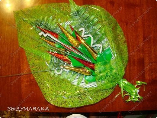 Мои пробы в конфетно-цветочном деле. фото 2