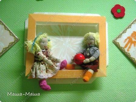 Общий вид оформления и стенда для родителей фото 4