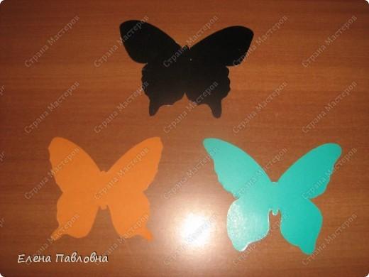 А мы бабочек не сушим-из бумаги их творим... фото 2