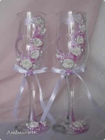 Очередной свадебный набор... фото 10