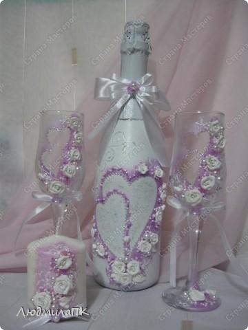 Очередной свадебный набор... фото 1
