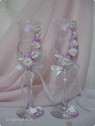 Очередной свадебный набор... фото 4