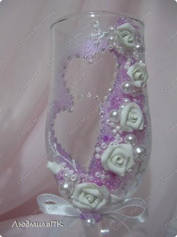 Очередной свадебный набор... фото 5