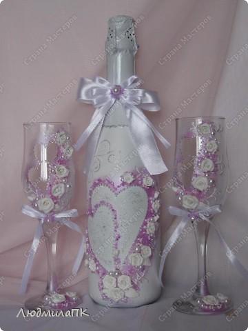 Очередной свадебный набор... фото 8