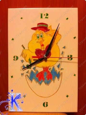 """Это мои первые часы """"Цыпа"""" фото 1"""