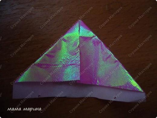 Вот такую валентинку сделала из упаковочной бумаги основа пенопласт фото 5