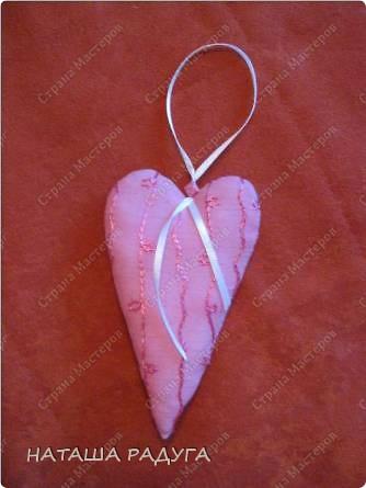 Скоро Валентинов день! Вот такой цветочек из сердечек- валентинок. фото 2