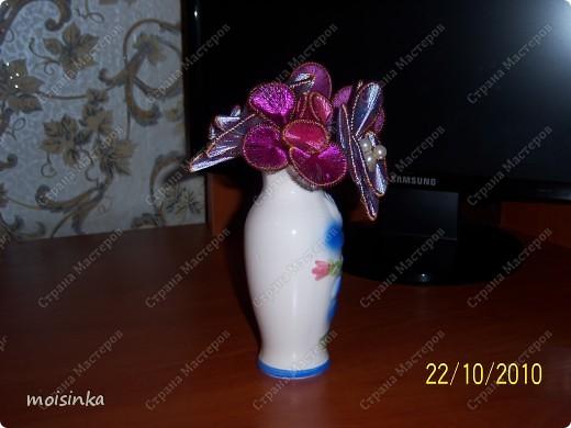 ганутель-цветочки фото 1