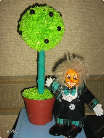 вот оно - мое первое деревце... фото 1