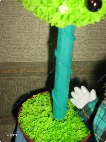 вот оно - мое первое деревце... фото 3