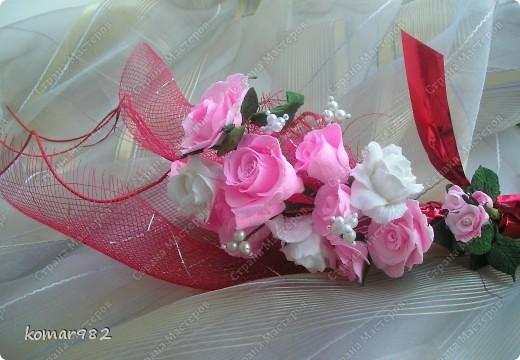 Все мои цветы для Вас! С Днем святого Валентина! Желаю счастья в этот день, Тепла от всех, кто будет рядом. Улыбок светлых на лице И солнечных лучей в придачу!     фото 1