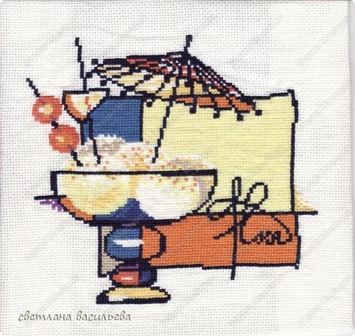 вышивка из коллекции риолис со схемой фото 1