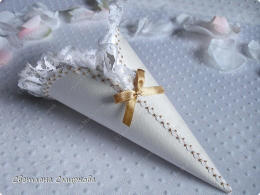 Свадебные кулёчки фото 1