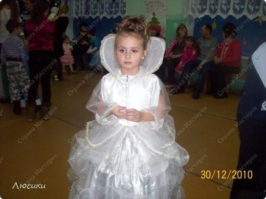 Моя маленькая Снежная Королева! фото 2