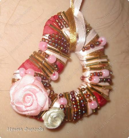 Сердце розы фото 1