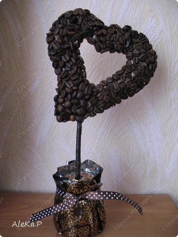 Вот такое деревце получилось у меня ко дню Святого Валентина, Спасибо за идейку koketka фото 2