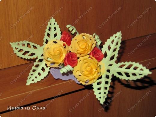 Вот такой экспресс-подарочек к дню 8 Марта (в детский садик) у нас получился.   фото 4