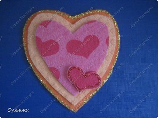 Валентинки из салфеток для уборки!!! фото 3