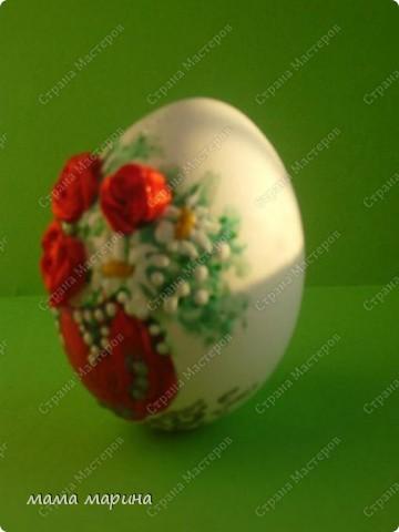 Продолжаю вышивать яйца , правда сломала перед этим 3 шт . оцените, что получилось на этот раз. фото 2