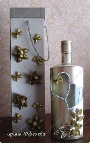 Наконец-то, воплотила свою мечту и привела в порядок коробки от обуви и вина, получился целый наборчик к Валентинову дню... фото 2
