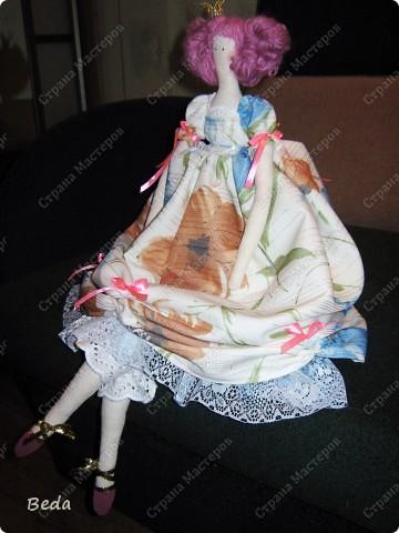 """Вот и новая кукла """"Принцесса"""". А имя не придумывается. фото 1"""