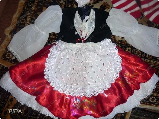 1. Плащ. Из этой ткани сначала планировала сшить костюмчик на весну-осень.В итоге получился вот такой плащ на подкладке. фото 15