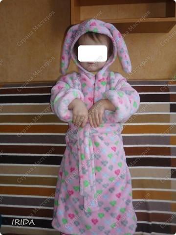 1. Плащ. Из этой ткани сначала планировала сшить костюмчик на весну-осень.В итоге получился вот такой плащ на подкладке. фото 20