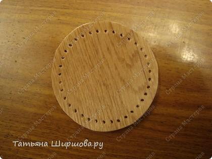 Карандашница...из ленолиума... фото 12