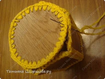 Карандашница...из ленолиума... фото 15
