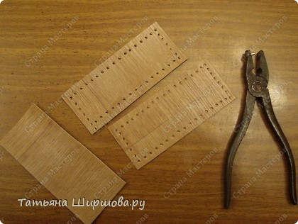Карандашница...из ленолиума... фото 6