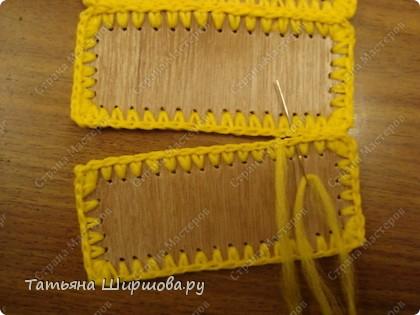 Карандашница...из ленолиума... фото 9