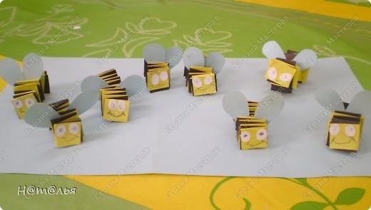 Ж-ж-ж...Пчелиный рой прилетел к нам на занятие...))) фото 3