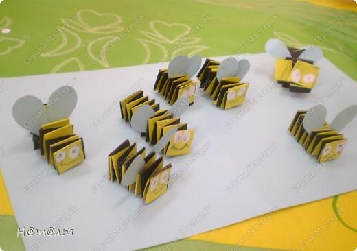 Ж-ж-ж...Пчелиный рой прилетел к нам на занятие...))) фото 2
