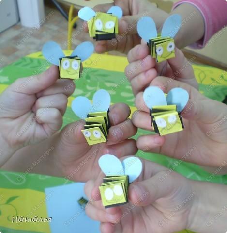 Ж-ж-ж...Пчелиный рой прилетел к нам на занятие...))) фото 1