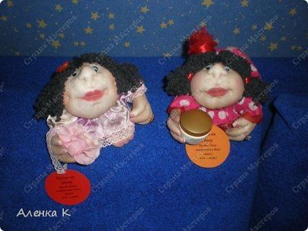 И все же я к этим куколкам, не равнодушна, как впрочем и все мои знакомые. фото 1