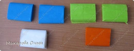 Клоун из гофрированных  спиралек. По такому принципу сделаны ножки и ручки у тигра. http://stranamasterov.ru/node/33597?tid=451%2C1492  фото 4