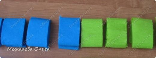 Клоун из гофрированных  спиралек. По такому принципу сделаны ножки и ручки у тигра. http://stranamasterov.ru/node/33597?tid=451%2C1492  фото 3