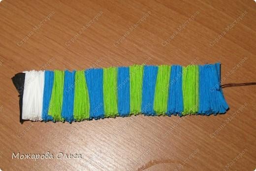 Клоун из гофрированных  спиралек. По такому принципу сделаны ножки и ручки у тигра. http://stranamasterov.ru/node/33597?tid=451%2C1492  фото 8