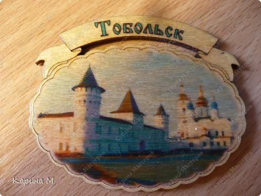 Присоединяюсь к предложению Олисандры создать на сайте раздел коллекционирования. http://stranamasterov.ru/node/151937 этот с г. Тобольска, деревянный фото 1