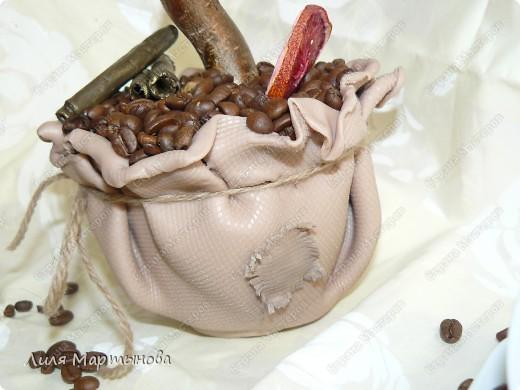 Топиарий кофейный фото 3