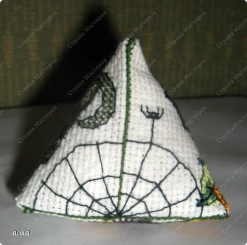 главная картинка - ведьмочка с тыквой и метлой фото 5