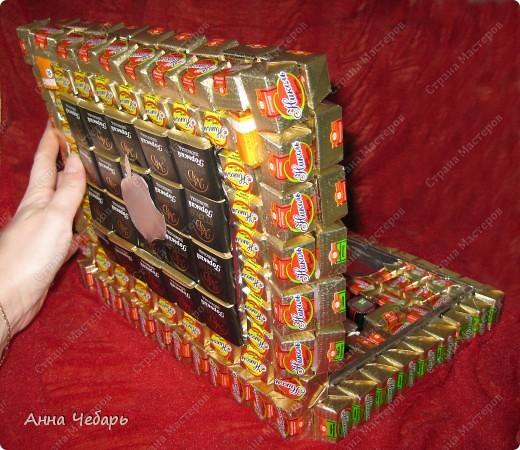В подарок однокласснику дочери сделали вот такой нетбук. Спасибо за образцы Анне Глинко (http://stranamasterov.ru/node/129787?c=favorite) и маме марине (http://stranamasterov.ru/node/139954?c=favorite).  фото 3
