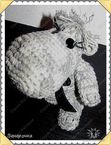 Зайчишка Тишка! Моя авторская работа!  фото 9
