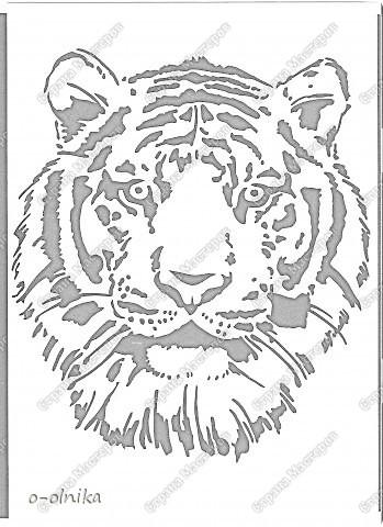 Тигрята картина