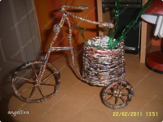 Ура,ура,ура!!! я изобрела велосипед! спасибо всем мастерицам,за полученное вдохновение!!! фото 1