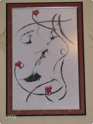 Теги для этой схемы вышивки: любовь, поцелуй, объятия.  Вышивка крестом бесплатные схемы, хорошего качества скачать...