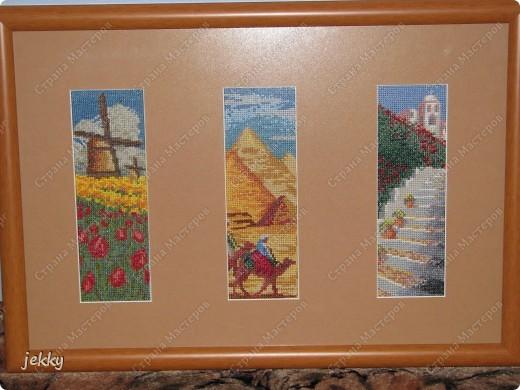 Картина панно рисунок Вышивка