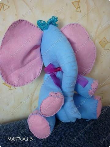 этого слонопотама сшил сын под моим руководством( еще без глаз конечно ,ну очень хотелось показать ) фото 3